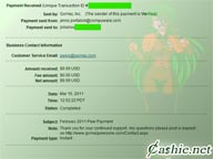 GomezPeer 9th payment